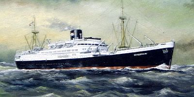 Boissevain - 1937 - Royal Interocean Lines