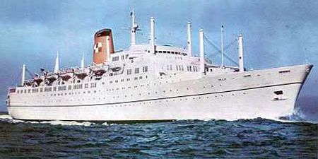 Empress of Canada - 1961 - Canadian Pacific Steamships
