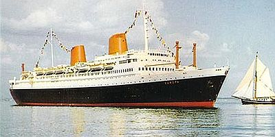 Europa - 1953 - North German Lloyd