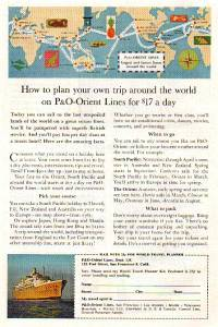 P&O-Orient Lines